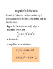 Integration by Substitution .pdf