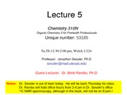 lectures 5-6 sp 09 preview