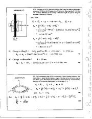 117_Mechanics Homework Mechanics of Materials Solution