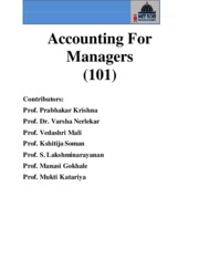 Master File Accounting_For_Managers