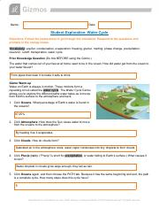 Gizmo Carbon Cycle SE.pdf - Name Skyleigh Miller Date ...
