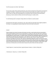 Legal Research & Writing Assignment 2