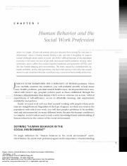 human behavior in the social environment 3rd edition rogers pdf