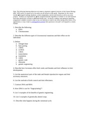BSC1005_Study_guide_final_exam