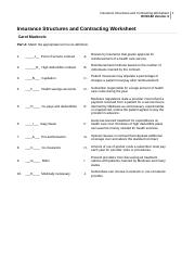 HCS182_r3_wk2_Insurance_Structures_and_Contracting_Worksheet
