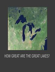 How Great are the Great Lakes .pptx