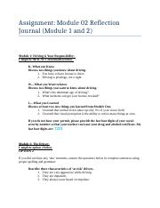Module 02 Reflection Journal.docx