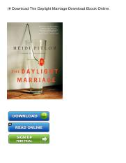 Download The Daylight Marriage Download Ebook Online.pdf