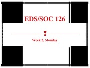 Jones EDS-SOC 126 Week 2a