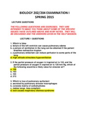 Help exam I questions spring 2015