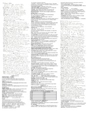 Cheat Sheet for Final - Complete