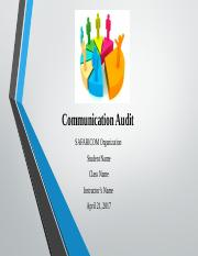 Communication Audit (1),,,,.pptx