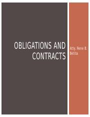 CONTRACTS (1)