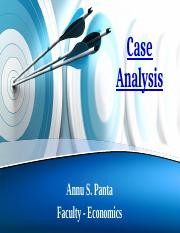 Case Review and Case Analysis + Documentary Review.ppt