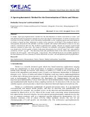 A Spectrophotometric Method for the Determination of Nitrite and Nitrate.pdf