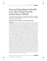 Chernew%20et%20al_Increased%20Spending_Health%20Affairs
