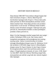 HISTORY MATCH RESULT.docx