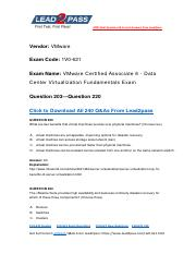 [2017-09-18] Updated 1V0-621 New Questions From Lead2pass Free Downloading.pdf