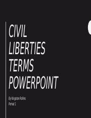Civil Liberties Terms PowerPoint.pptx
