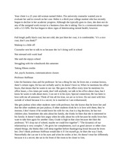 case study 2 assignment on evaluating a student