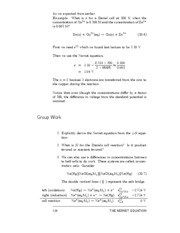 Horvath Practice Problems 119