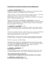 Halberstam Sp02 Criminal Procedure outline