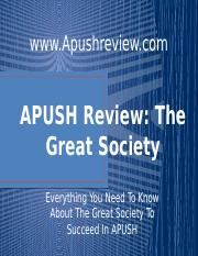 APUSH-Review-The-Great-Society.pptx