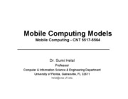 L3 mobilecompmodels