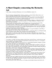 A Short Enquiry concerning the Hermetic Art.pdf