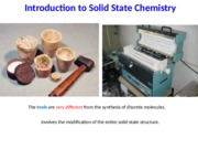 student chem 214 Lecture 10, Solid State Chemistry synthesis and phosphors