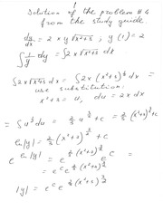 Solution of the problem #4