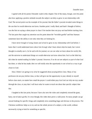 personal worldview essay personalworldview whatithinknow have  1 pages chapter 6 reflection