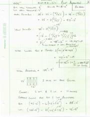 CE 315 - Exam #2 Solutions Summer 2014