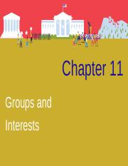 Chapter 11 - Interest Groups-2.ppt