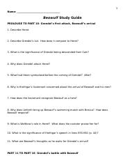 Beowulf Study Guide-1.doc