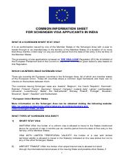 Schengen_Common_Information_Sheet