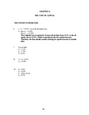 Chapter 12 Homework Answers