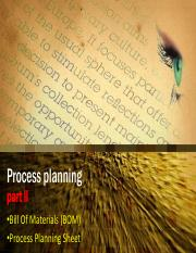 Processes Planning  II  DEC 2017.pdf