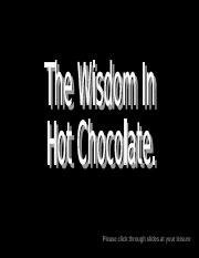 Hot Chocolate and Cups by SUR.ppt