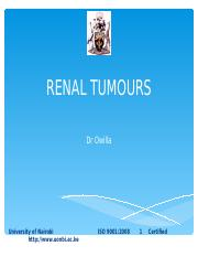 Renal Tumours (2).ppt