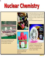 Copy of Nuclear chemistry-PD