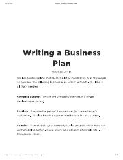 Sequoia - Writing a Business Plan.pdf