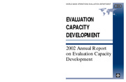 World Bank Evaluation Capacity DevelopmentAREC_2002