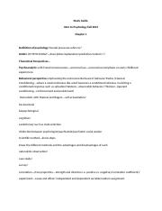Study Guide  intro to psychology chapter 1 SPRING 2014 (1).docx