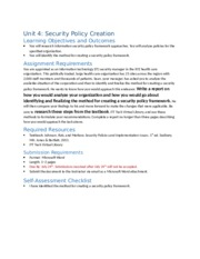 itt tech is4550 View ishmael milton's profile on linkedin,  itt technical institute  (is4550) security policies .