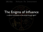8.3-Enigma of Influence