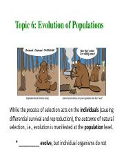 Lec 07 Evolution of a population.pdf