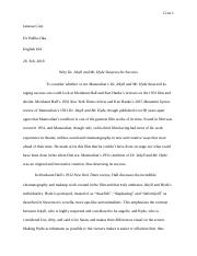 Dr. Jekyll and Mr. Hyde Essay.docx