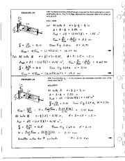 133_Mechanics Homework Mechanics of Materials Solution
