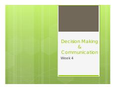 Week 4--Decision Making & Communication.pdf